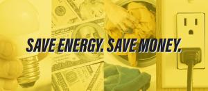 Save energy, save money