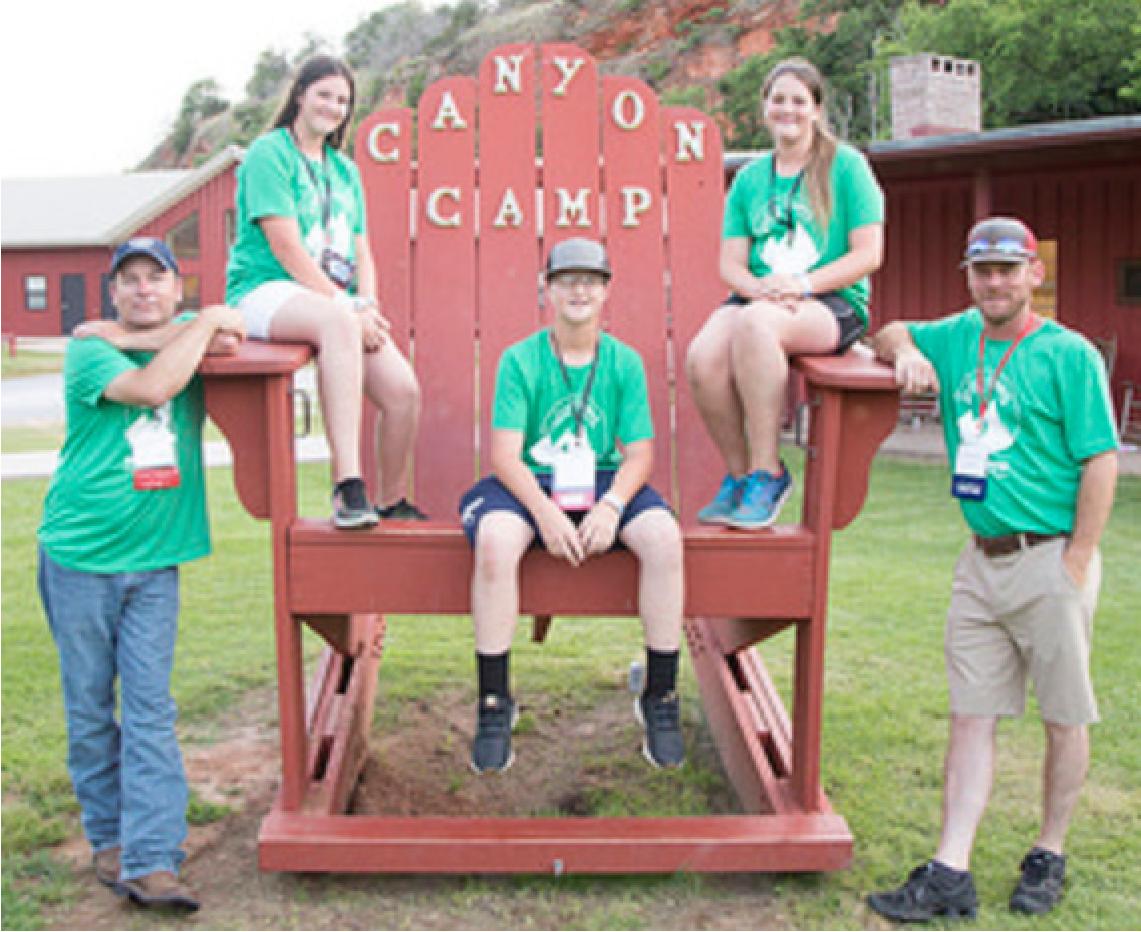 energy camp 2018 kids