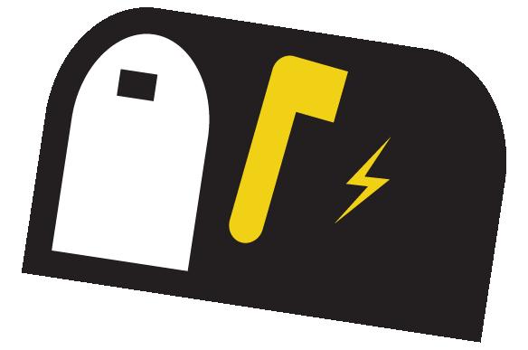 Capital Credits mailbox
