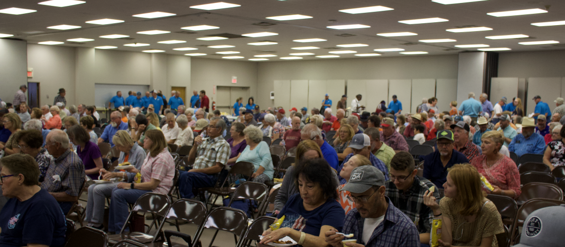 annual meeting room photo